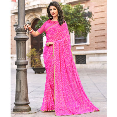 Click here for more on Designer Georgette Saree SEY-2 (Express Delivery)