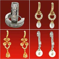 Click here for more on CZ EAR RING HAMPER (JPRP-20)